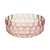 Kartell Jellies Family Salad Bowl Rose