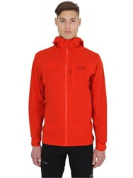 Mountain Hardwear Stretch Ozonic Nylon Jacket