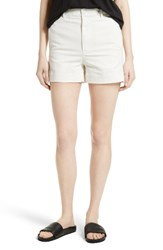 Vince Women's Utility Short White