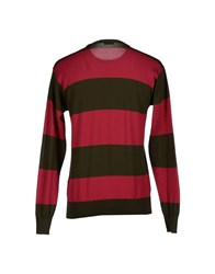 Gallo Knitwear Jumpers Garnet
