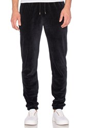 10.Deep Velour Cozies Black