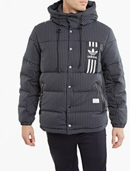 Adidas X Bedwin And The Heartbreakers Quilted Id96 Jacket Grey