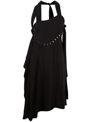 3.1 Phillip Lim Staple Trim Dress Black