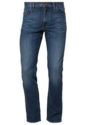 Bugatti Madrid Straight Leg Jeans Light Blue Light Blue Denim