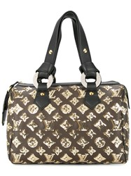 Louis Vuitton Vintage Speedy Handbag Brown