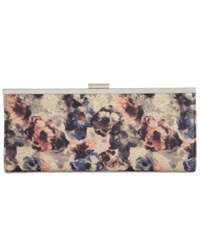 Styleandco. Style And Co. Carolyn Deep Floral Clutch Only At Macy's