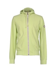 Cooperativa Pescatori Posillipo Sweatshirts Light Green