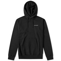 Sophnet. Authentic Logo Pullover Hoody Black
