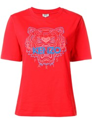 Kenzo Embroidered Tiger T