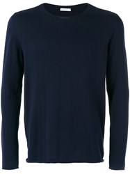 Societe Anonyme 'Universal' Pullover Unisex Cotton Xs Blue