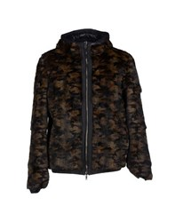 Dirk Bikkembergs Coats And Jackets Down Jackets Men