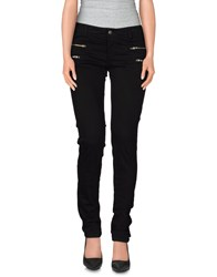Kontatto Trousers Casual Trousers Women Black