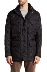 Andrew Marc New York Essex Quilted Jacket Black