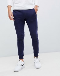 Blend Of America Slim Fit Joggers In Blue