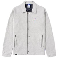 Champion X Beams Coach Jacket Grey