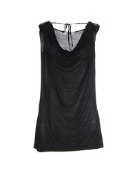Compagnia Italiana Topwear Tops Women Black