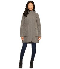 Royal Robbins Astoria Waterproof Jacket Pewter Women's Coat