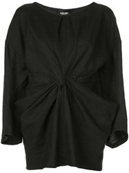 Rachel Comey Scope Top Black