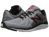 New Balance 790V6 Steel Crimson Men's Running Shoes Gray