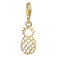 Thomas Sabo Pineapple Charm Gold