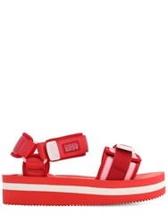 Suicoke Cel Vpo Sandals Red