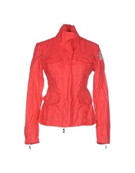 Fracomina Coats And Jackets Jackets Women Red