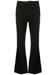 Federica Tosi Slim Fit Flared Jeans 60