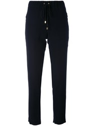 Alexandre Vauthier Casual Trousers Women Polyester 38 Black