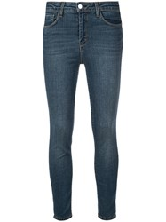L'agence Margot New Vintage Jeans Blue