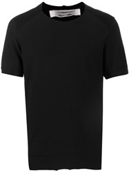 Individual Sentiments Plain T Shirt Black