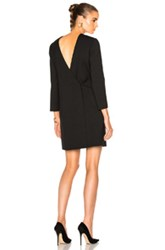 Protagonist Reversible Jacket Dress In Black