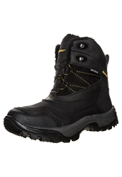Hi Tec Hitec Snow Peak 200 Wp Winter Boots Black Gold