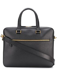 Salvatore Ferragamo Logo Embossed Business Bag 60