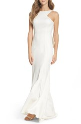 Xscape Evenings Women's Ponte Mermaid Gown