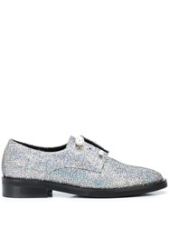 Coliac Fernanda Glitter Derby Shoes 60