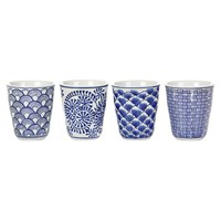 Pols Potten Sushi Cups Set Of 4