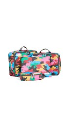 Flight 001 F1 Spacepak Bag Set Camo Multi