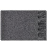 Norse Projects Lambswool Scarf Grey
