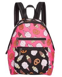 Sam Edelman Circus By Carnival Backpack Hot Pink Carnival