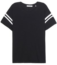 Rag And Bone Vintage Cotton T Shirt Black