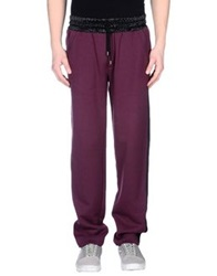 Dandg D And G Casual Pants Deep Purple