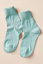 Hansel From Basel Classic Trouser Crew Socks Mint