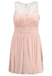 Junarose Jrclea Cocktail Dress Party Dress Pearl Blush