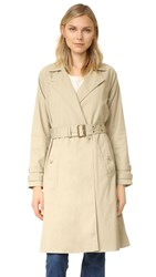 Frame Classic Trench Coat Camel