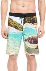 Hurley Men's Phantom Clark Little Honu Board Shorts