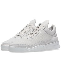 Filling Pieces Low Top Ghost Microlane Sneaker White