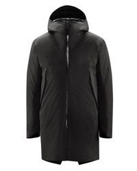 Arcteryx Veilance Monitor Hooded Down Jacket Black