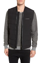Alo Yoga Mantra Relaxed Down Vest Black