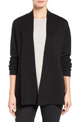 Eileen Fisher Women's Silk And Organic Cotton Cardigan
