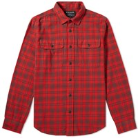 Filson Scout Shirt Red